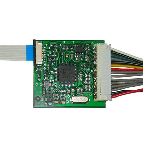 Мультифункциональный универсальный контроллер сенсорного стекла TSC-208IM Превью 1