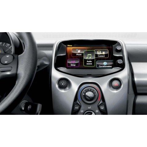 Кабель для під'єднання камери до монітора в Toyota Aygo / Peugeot 108 / Citroen C1 Прев'ю 5