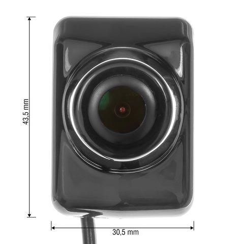 Камера переднего вида для Mercedes-Benz C-класса 2015-2016 г.в. Превью 7
