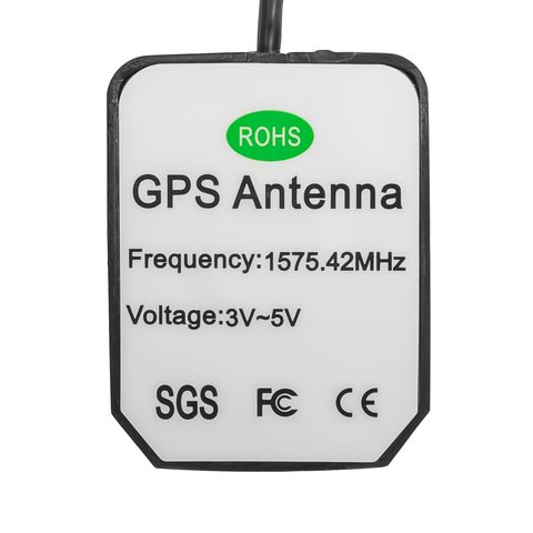 Universal GPS Antenna with Straight FAKRA Connector Preview 3