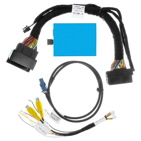 Front and Rear View Camera Connection Adapter for Audi A4/A6/Q7 with MMI System Preview 6