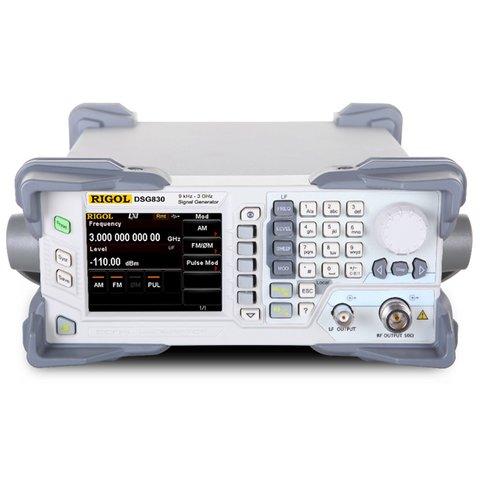 Високочастотний генератор сигналів RIGOL DSG830 Прев'ю 1