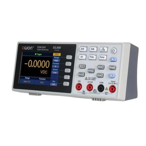 Цифровий настільний мультиметр OWON XDM1041 Прев'ю 1