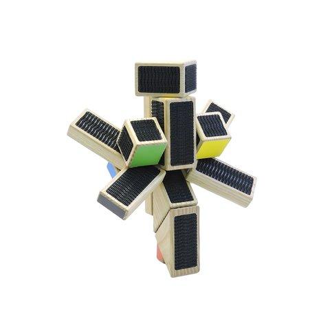 Конструктор COKO Строительные кубики 22 Превью 13