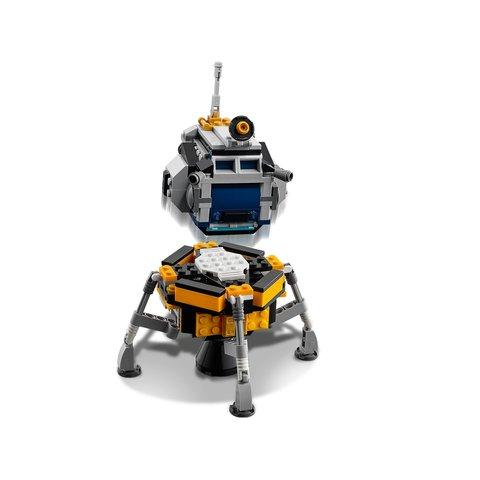 Конструктор LEGO Creator Пригоди на космічному шатлі 31117 Прев'ю 6