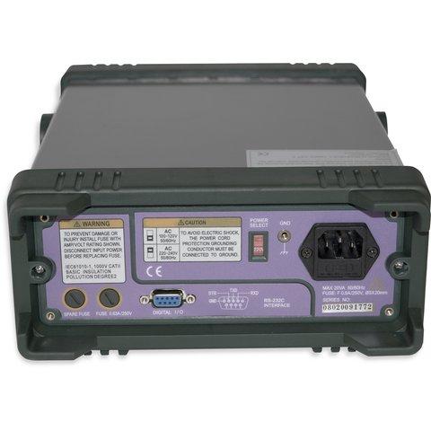 Professional Digital Multimeter MASTECH MS8050 Preview 2