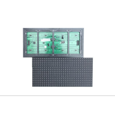 Outdoor LED Module P10-SMD (Red, 320 × 160 mm, 32 × 16 dots, IP65, 1400 nt) Preview 1