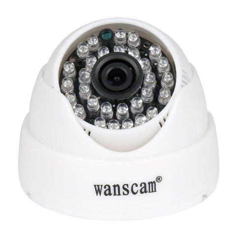 HW0031 Wireless IP Surveillance Camera (720p, 1 MP) Preview 2