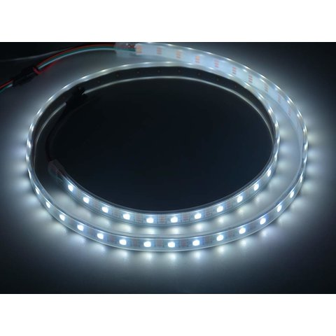 LED Strip SMD5050 SK6812 (1800-7000 K, white, with controls, IP67, 5 V, 60 LEDs/m, 5 m) Preview 3
