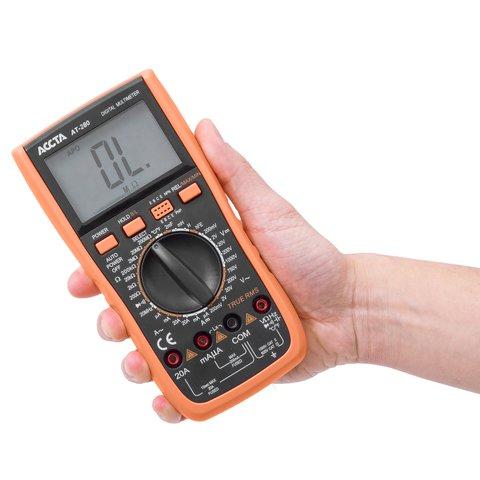Digital Multimeter Accta AT-280 Preview 4